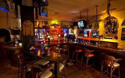 Банкетный зал караоке клуба, ресторана Crazy Milk (Крейзи Милк) на улице Большой Полянка фото 1