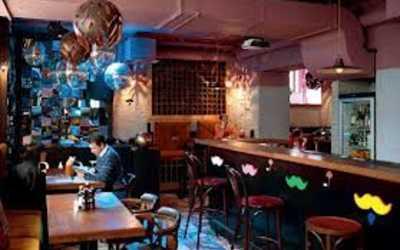 Банкетный зал бара Barry Bar (Барри Бар) на улице Кузнецкий Мост