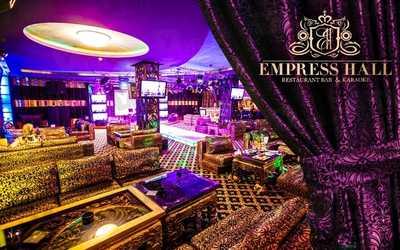 Банкетный зал караоке клуба, ресторана Empress Hall (Импресс Холл) на проспекте Мира фото 1