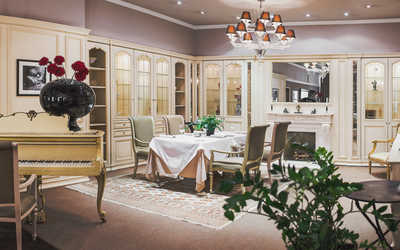 Банкетный зал ресторана China Club (Чайна Клаб) на улице Красина