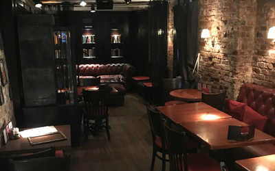 Банкетный зал ресторана Дефакто (Defaqto) на Большой Лубянке фото 1
