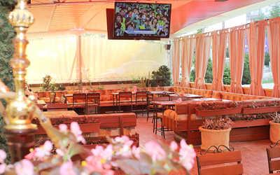 Банкетный зал ресторана Каре (Kare) на улице Дмитрия Ульянова фото 2