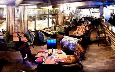 Банкетный зал ресторана Иль Камино (Il Camino) в Большом Козловском переулке фото 1