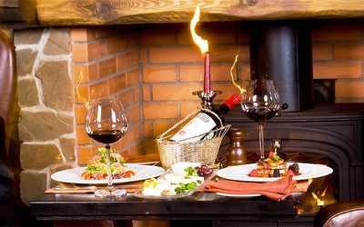 Банкетный зал ресторана Иль Камино (Il Camino) в Большом Козловском переулке фото 3