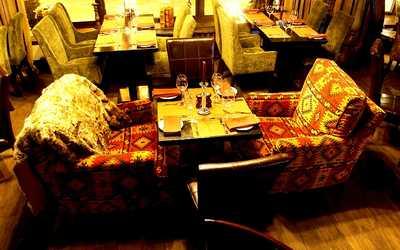 Банкетный зал ресторана Иль Камино (Il Camino) в Большом Козловском переулке фото 2