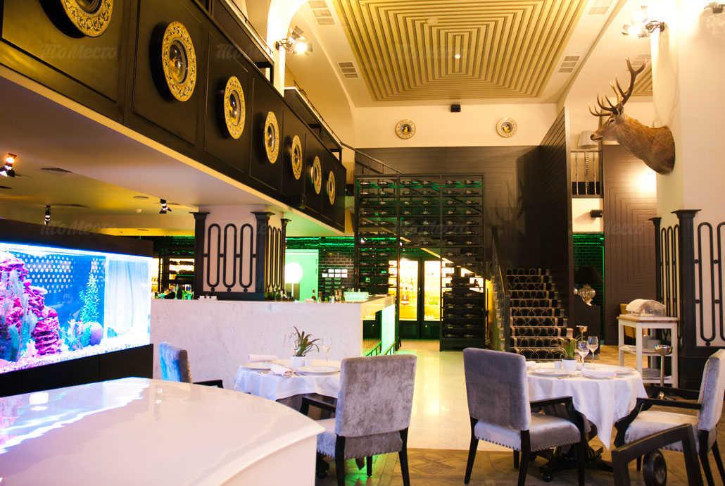 Меню ресторана G Graf (Граф) в 4-м Добрынинском переулке