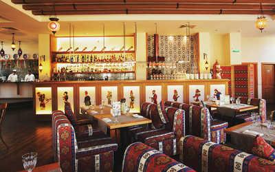 Банкетный зал бара, ночного клуба, ресторана Марадона (Maradona) на Саввинской набережной фото 3