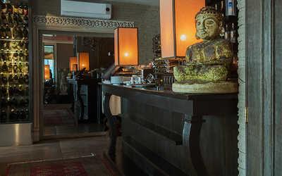 Банкетный зал ресторана Nabi (Наби) на Пречистенской набережной фото 2