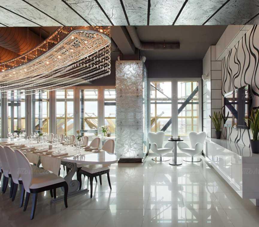 Меню ресторана Sky Lounge (Скай лаунж) на Ленинском проспекте
