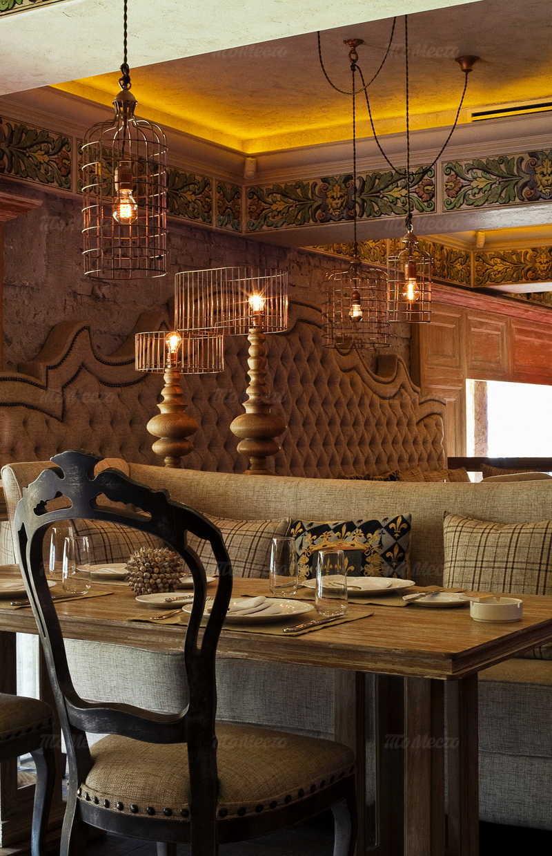 Меню ресторана Peshi (Пеши) на Кутузовском проспекте