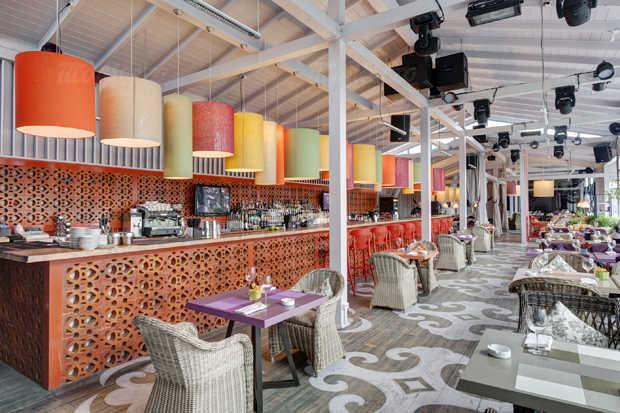 Меню ресторана VinoGrad (Виноград) на Краснопресненской набережной
