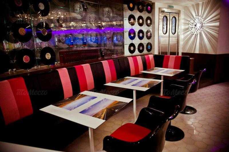 Меню ресторана Розовый Кадиллак (The Pink Cadillac) на Большой Грузинской улице