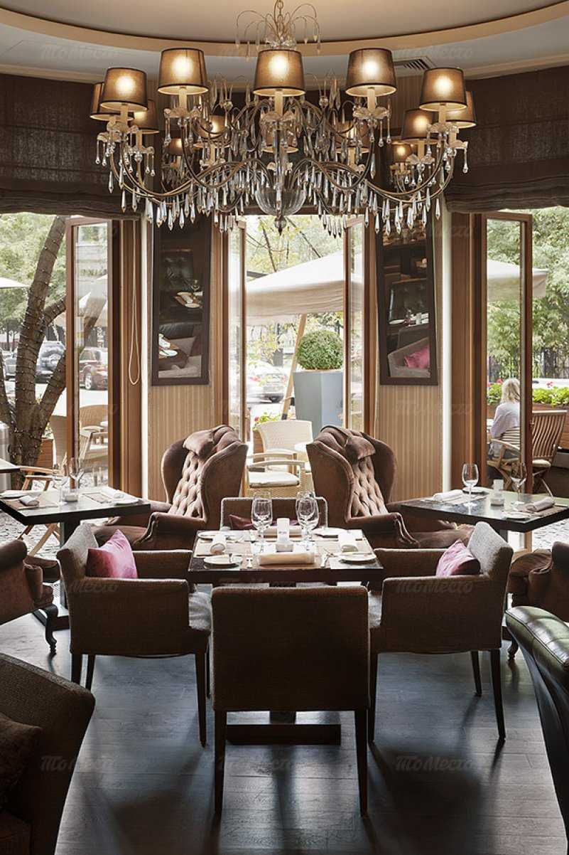 Меню ресторана Аист (Aist) на Малой Бронной улице