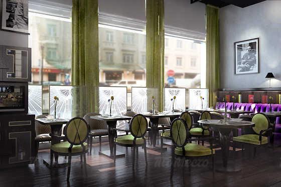 Меню ресторана Yornik (Ерник) на Большой Грузинской улице