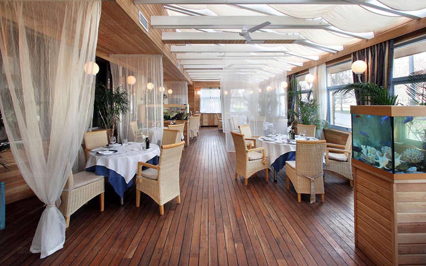 Меню ресторана Анджело (Angelo) на проспекте 60-летия Октября