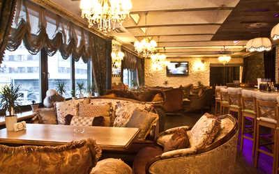 Банкетный зал бара, караоке клуба, ресторана Барбара бар (Barbara bar) на Васильевской улице