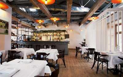 Банкетный зал ресторана Бонтемпи (Bontempi) на Берсеневской набережной