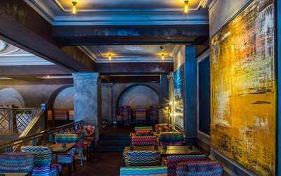 Банкетный зал ресторана B.I.G.G.I.E (бывш. Beefbar Junior) на Кутузовском проспекте