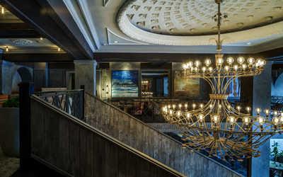 Банкетный зал ресторана B.I.G.G.I.E (бывш. Beefbar Junior) на Кутузовском проспекте фото 3