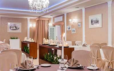 Банкетный зал ресторана Брайтон в Петровско-Разумовском проезде