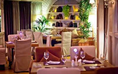 Банкетный зал ресторана Вера Парк (Вера Park) на Нахимовском проспекте