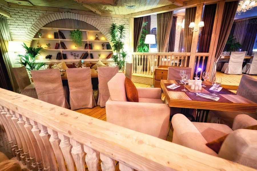 Меню ресторана Вера Парк (Вера Park) на Нахимовском проспекте