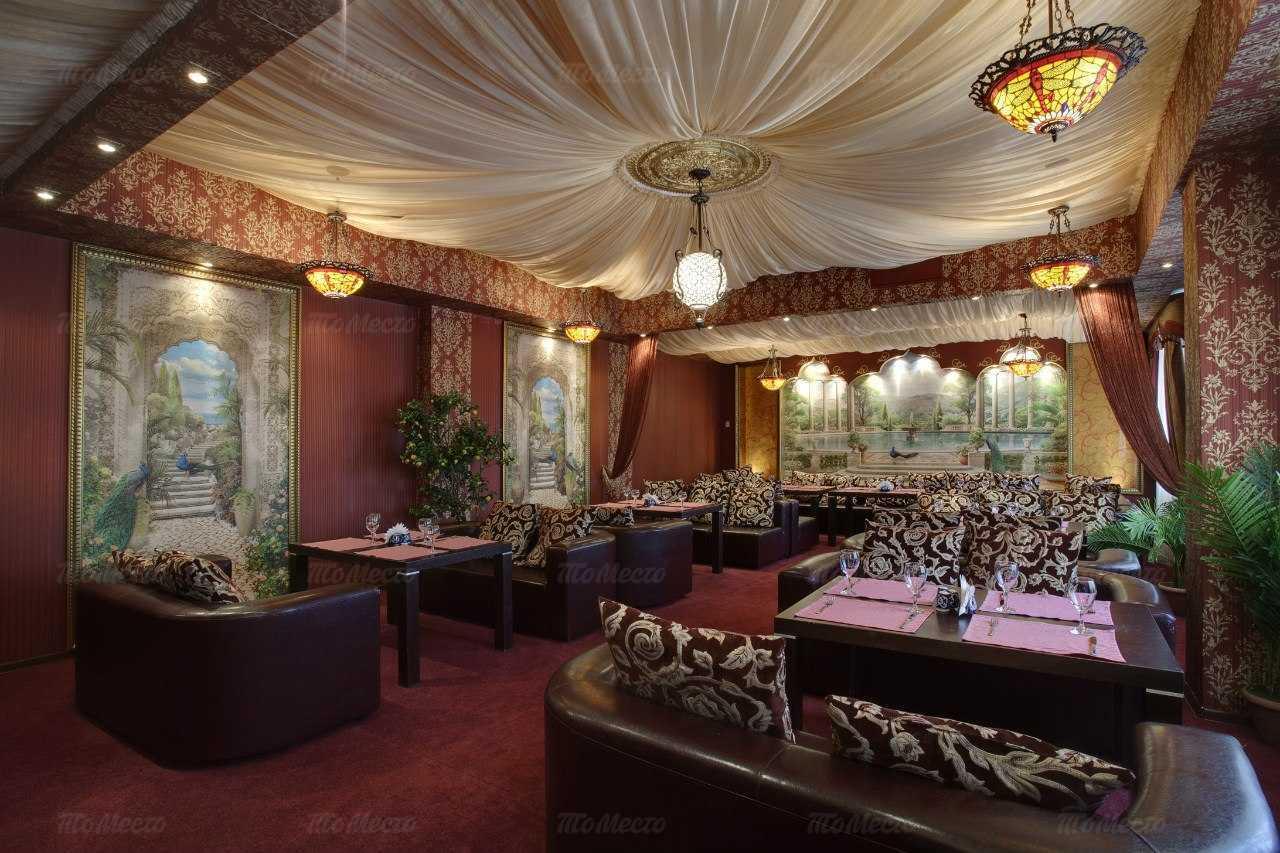 Меню ночного клуба, ресторана Varadero (Варадеро) в Рязанском переулке