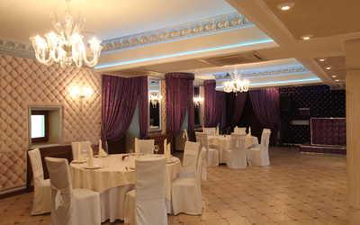 Банкетный зал ресторана Вилла Тоскана (Villa Toscana) на Дмитровском шоссе