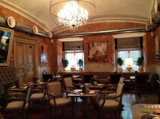 Меню кафе, ресторана Ватрушка на Большой Никитской улице