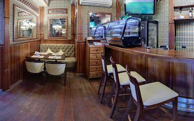 Банкетный зал паба, ресторана Виндзор (Windsor Pub) на Садовой-Спасской улице
