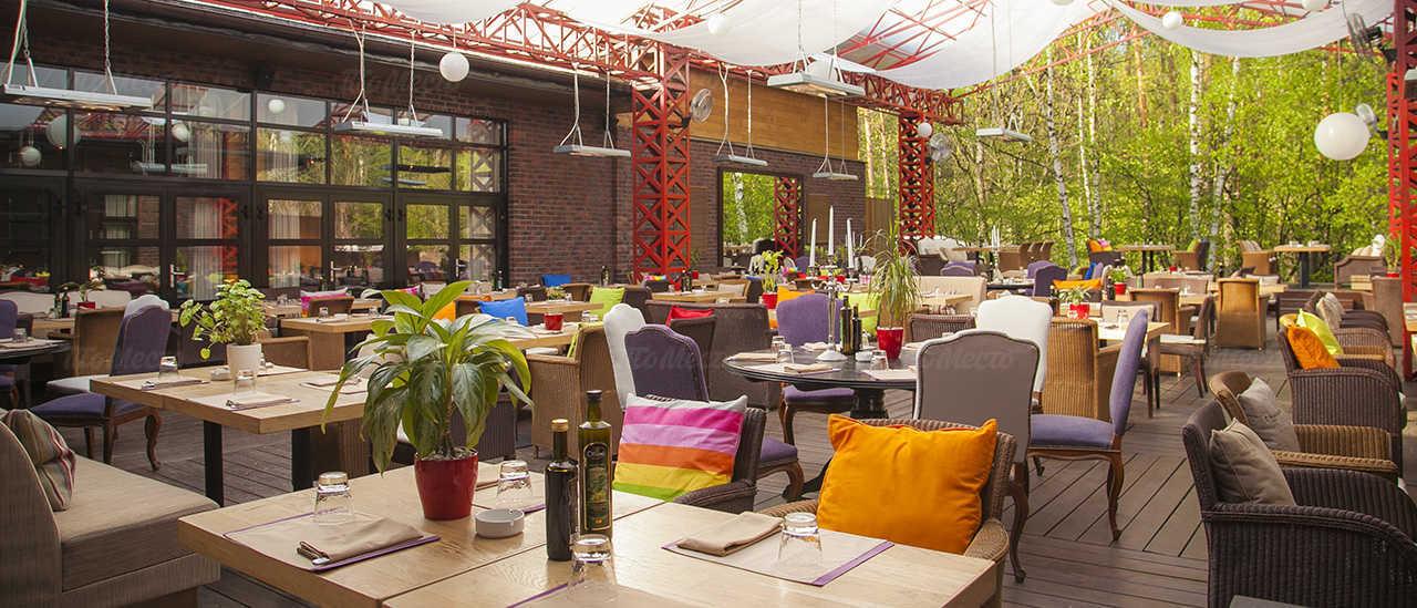 Меню ресторана Ветерок (Veterok) на Рублево-Успенском шоссе