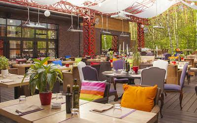 Банкетный зал ресторана Ветерок (Veterok) на Рублево-Успенском шоссе