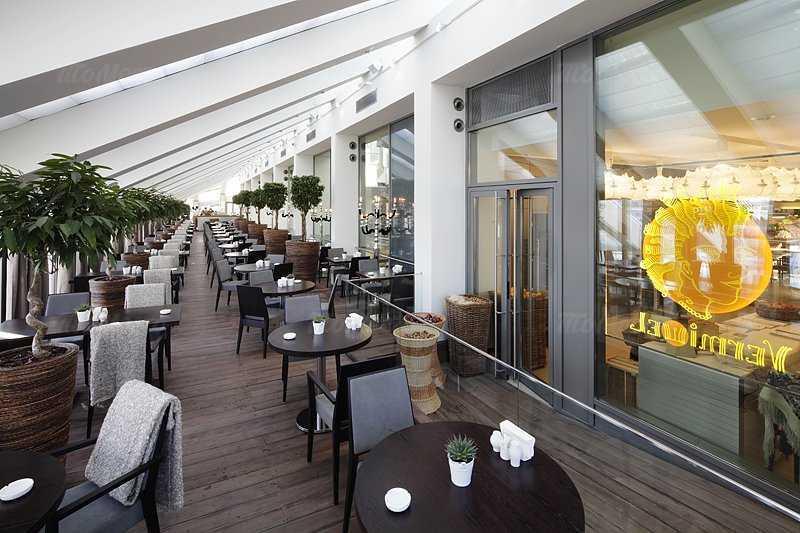 Меню ресторана Вермишель на Цветном бульваре