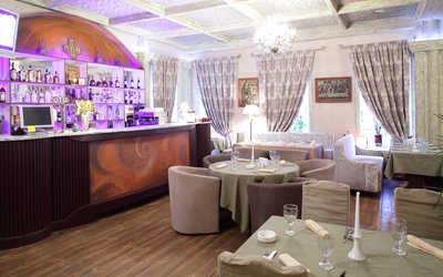 Банкетный зал ресторана Генацвале V.I.P. на улице Остоженка