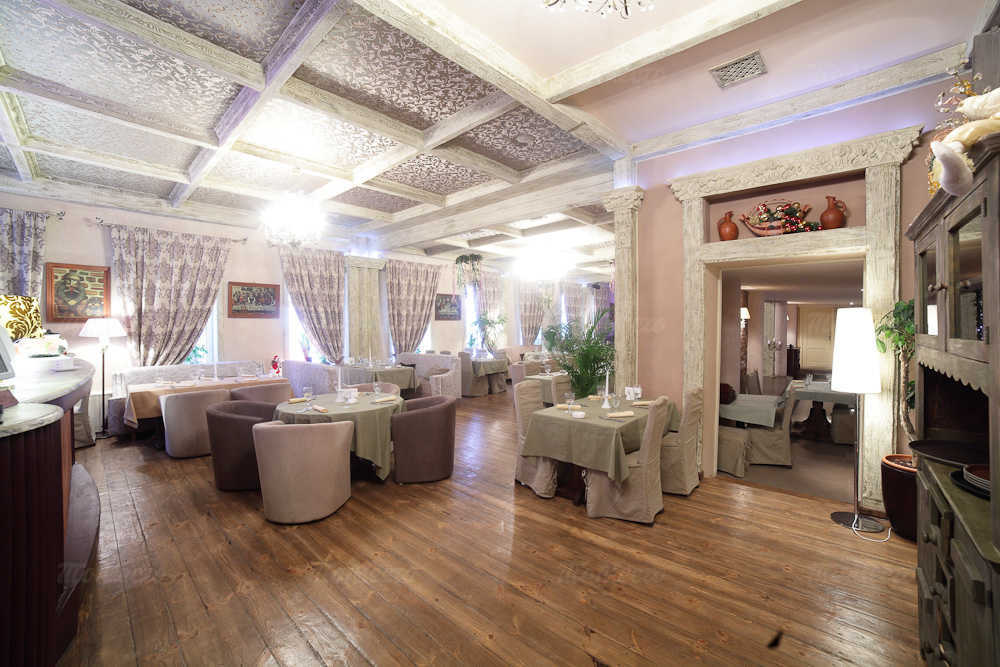 Меню ресторана Генацвале V.I.P. на улице Остоженка