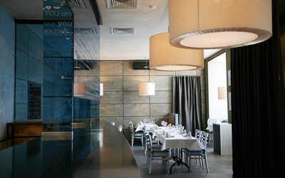 Банкетный зал ресторана Гастрономика-Фиш (Gastronomica-Fish) на Ленинском проспекте