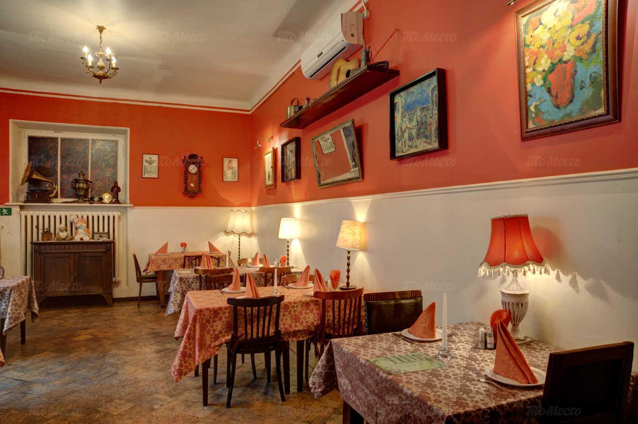 Меню ресторана Дача на Покровке на Покровском бульваре