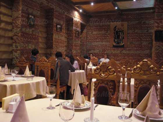 Меню ресторана Гурия (Guriya) на Комсомольском проспекте