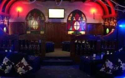 Банкетный зал ресторана Грезы Султана на Миклухо-Маклой улице