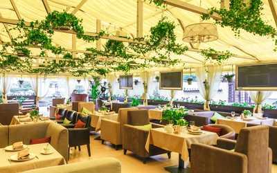 Банкетный зал ресторана Гюго на улице Большой Якиманка