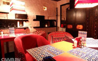 Банкетный зал ночного клуба Гоголь в переулке Столешников