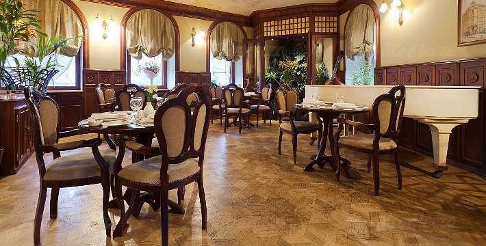 """Меню ресторана Грильяж (""""Грiльяжъ"""") на Пятницкой улице"""