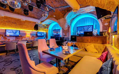 Банкетный зал караоке клуба Джимми Пой (Jimmy Poy) в Лубянском проезде фото 3