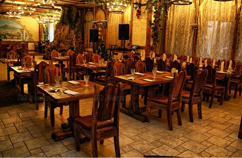 Меню ресторана Долина солнца на Ленинградском шоссе