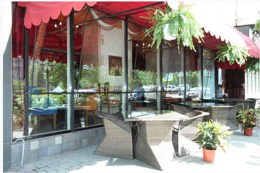 Меню ресторана Дудук (Duduk) на улице Симоновский Вал