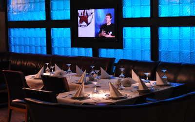 Банкетный зал бара, пивного ресторана Жигули на улице Новый Арбат фото 3