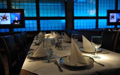 Банкетный зал бара, пивного ресторана Жигули на улице Новый Арбат фото 2