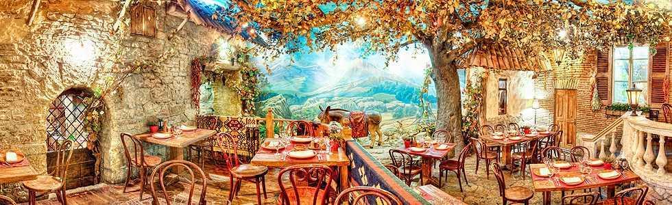 Меню ресторана Кавказская пленница на проспекте Мира