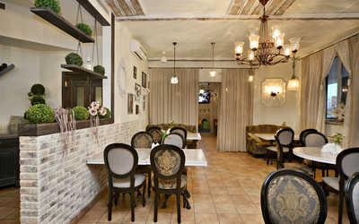 Банкетный зал кафе Каприччио (Capriccio) на Родионовской улице фото 2