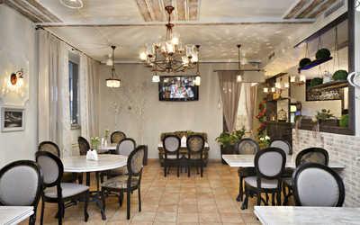 Банкетный зал кафе Каприччио (Capriccio) на Родионовской улице фото 1